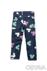 Джинсы для девочек от 3-х до 7-ми лет.  Повседневные детские джинсы покроя «ba. Днепр, Днепропетровская область. фото 3