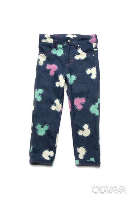 Джинсы для девочек от 3-х до 7-ми лет.  Повседневные детские джинсы покроя «ba. Днепр, Днепропетровская область. фото 1