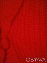 Размер L (10-12)  Замеры: длина по спинке 39 см. рукав 51 см. плечи 39 см.. Киев, Киевская область. фото 4