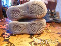 Демисезонные ботинки Tom.m кожа.Есть небольшие потертости, замок на левом туго з. Киев, Киевская область. фото 6