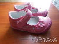 Продам туфли для вашей принцессы.Длина стельки 13 см ,есть супинатор, пяточка тв. Киев, Киевская область. фото 5