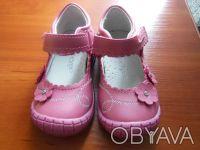 Продам туфли для вашей принцессы.Длина стельки 13 см ,есть супинатор, пяточка тв. Киев, Киевская область. фото 2