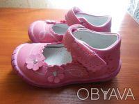 Продам туфли для вашей принцессы.Длина стельки 13 см ,есть супинатор, пяточка тв. Киев, Киевская область. фото 4