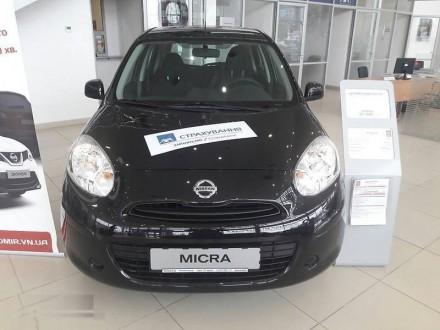 Nissan Micra 1.2 AT SE. Киев. фото 1