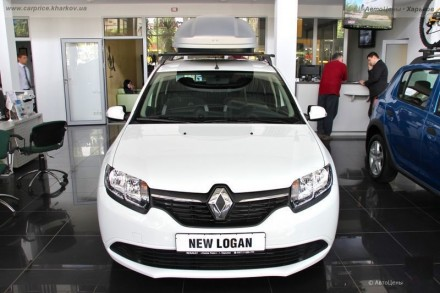 Renault Logan 1.5 dCi MT Authentique. Киев. фото 1