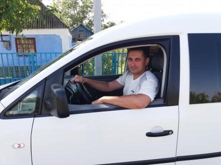 Ищу работу водителем на своем авто Volkswagen Caddy. Первомайск. фото 1