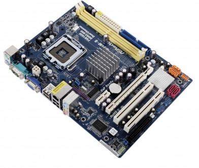 Материнская плата ASRock G31M-S s.775 OEM DDR2