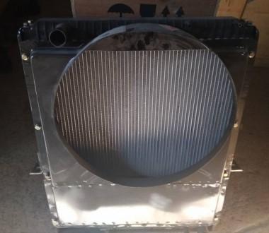 Радиатор охлаждения  ХАЗ 3250 Антон (55*73) Выгодно, оперативно, долгосрочно! . Киев, Киевская область. фото 8