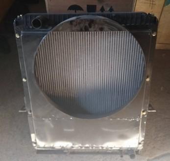 Радиатор охлаждения  ХАЗ 3250 Антон (55*73) Выгодно, оперативно, долгосрочно! . Киев, Киевская область. фото 3