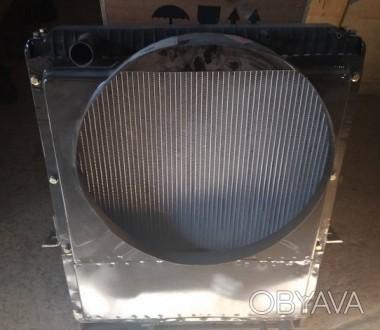 Радиатор охлаждения  ХАЗ 3250 Антон (55*73) Выгодно, оперативно, долгосрочно! . Киев, Киевская область. фото 1