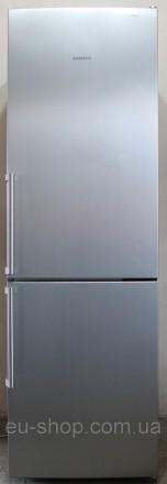 Двухкамерный холодильник Siemens KG36EAL40 (186см) б/у. Киев. фото 1
