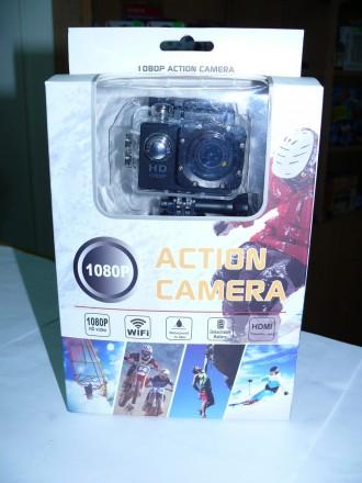 Видеокамера, экшен камера CS5000H с WiFi, аналог GoPro. Харьков. фото 1