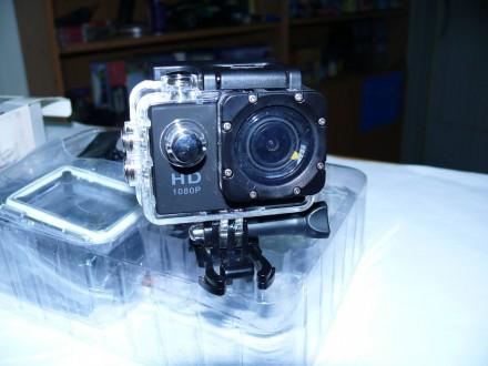 Видеокамера, экшен камера CS5000H с WiFi, видео разрешение: 1080P с 30fps, фото . Мариуполь, Донецкая область. фото 10