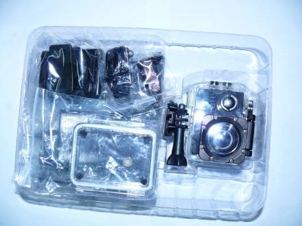 Видеокамера, экшен камера CS5000H с WiFi, видео разрешение: 1080P с 30fps, фото . Мариуполь, Донецкая область. фото 3