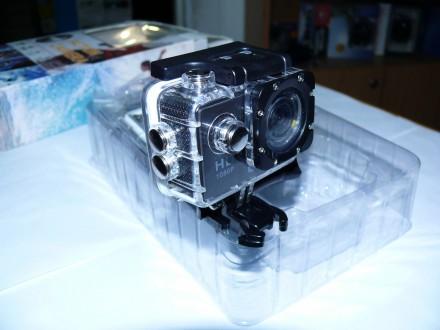 Видеокамера, экшен камера CS5000H с WiFi, видео разрешение: 1080P с 30fps, фото . Мариуполь, Донецкая область. фото 12