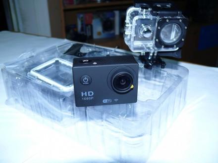 Видеокамера, экшен камера CS5000H с WiFi, видео разрешение: 1080P с 30fps, фото . Мариуполь, Донецкая область. фото 5