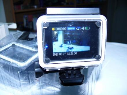 Видеокамера, экшен камера CS5000H с WiFi, видео разрешение: 1080P с 30fps, фото . Мариуполь, Донецкая область. фото 4