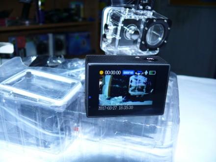 Видеокамера, экшен камера CS5000H с WiFi, видео разрешение: 1080P с 30fps, фото . Мариуполь, Донецкая область. фото 7