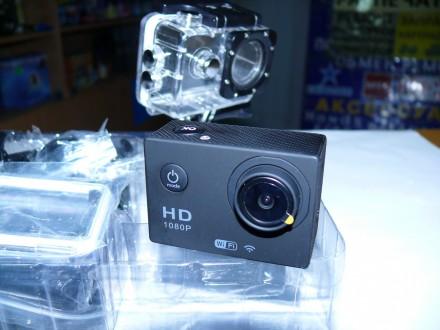 Видеокамера, экшен камера CS5000H с WiFi, видео разрешение: 1080P с 30fps, фото . Мариуполь, Донецкая область. фото 11