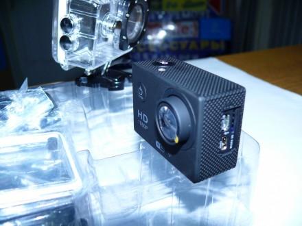 Видеокамера, экшен камера CS5000H с WiFi, видео разрешение: 1080P с 30fps, фото . Мариуполь, Донецкая область. фото 9