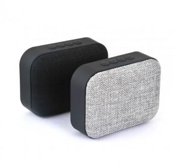 Портативная колонка Т3/ Bluetooth микрофон, радио, micro SD, USB. Черкассы. фото 1