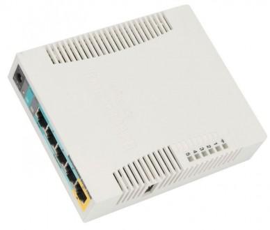 Wifi маршрутизатор Mikrotik RB951Ui-2HND в городе Киев. Киев. фото 1