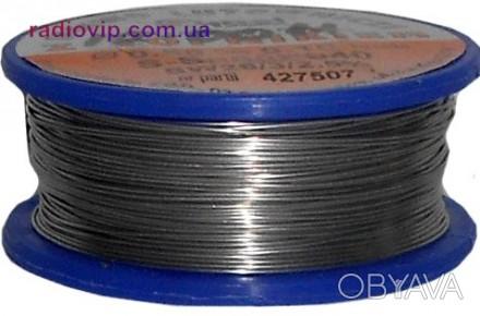 Припой Cynel ПОС-60 Sn-60% Pb-40% 0,5мм 0,100кг Cynel