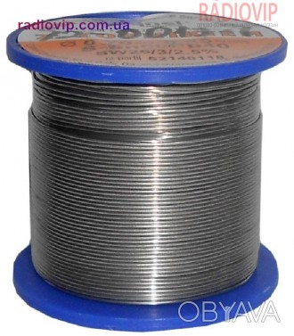 Припой Cynel ПОС-60 Sn-60% Pb-40% 0,5мм 0,500кг Cynel
