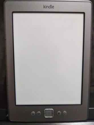 Электронная книга Amazon Kindle 4 D01100 WiFi. Русская + чехол + FB2. Харьков. фото 1