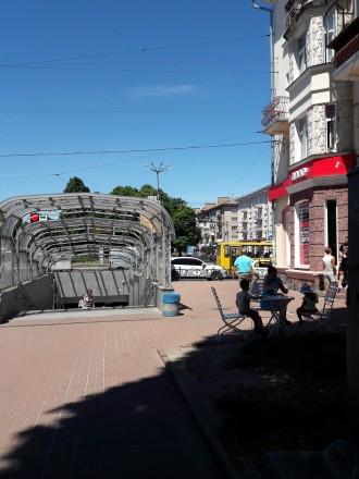 Сдам помещение в центре города Чернигов.  Три фасадных окна, кондиционир, сигна. Чернигов, Черниговская область. фото 5