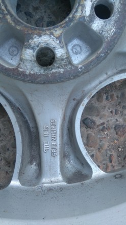 Оригінальний вживаний титановий диск до Тойоти(Авенсіс,Пікнік,Карна Е та інші)да. Львов, Львовская область. фото 7
