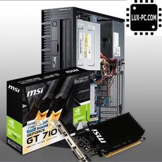 Игровой Dell OptiPlex XE / Quad Q8300 4 ядра / ОЗУ 8 / SSD 120 / GEFORCE GT710 2. Киев. фото 1