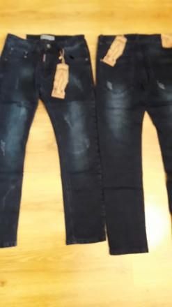 Брюки джинсовые для мальчиков Taurus , 134-164рр. Запорожье. фото 1