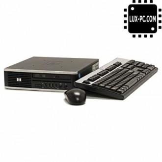 Системный блок HP Compaq 8000 корпус USFF / E7500 (3.16 ГГц) / RAM 2 ГБ / HDD 2.. Киев. фото 1