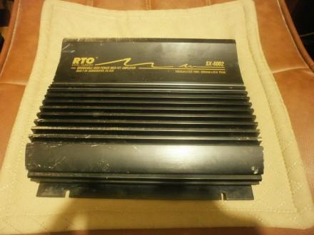 Автоусилитель 2x200 watt. Черкассы. фото 1