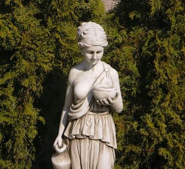 Садовая скульптура Дама с кувшином – красивая статуя женщины в греческом стиле. . Хмельницкий, Хмельницкая область. фото 3