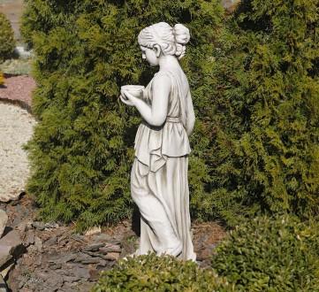 Садовая скульптура Дама с кувшином – красивая статуя женщины в греческом стиле. . Хмельницкий, Хмельницкая область. фото 4