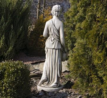 Садовая скульптура Дама с кувшином – красивая статуя женщины в греческом стиле. . Хмельницкий, Хмельницкая область. фото 5