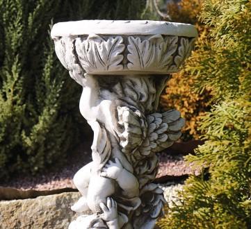 Садовая статуя Три Ангела – не только милый декор для сада, но и оригинальная по. Хмельницкий, Хмельницкая область. фото 4