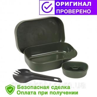 Набор посуды Wildo Camp A Box Light 14742. Первомайский. фото 1