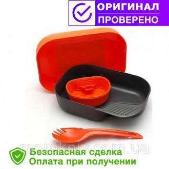 Набор посуды Wildo Camp A Box Light 14741. Первомайский. фото 1