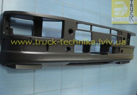 Бампер передний Iveco Eurocargo с отверстиями под галогенки Iveco 500317137, 50. Львов, Львовская область. фото 6