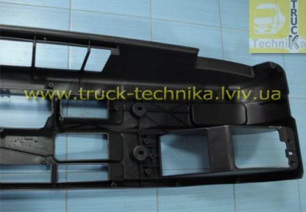 Бампер передний Iveco Eurocargo с отверстиями под галогенки Iveco 500317137, 50. Львов, Львовская область. фото 7