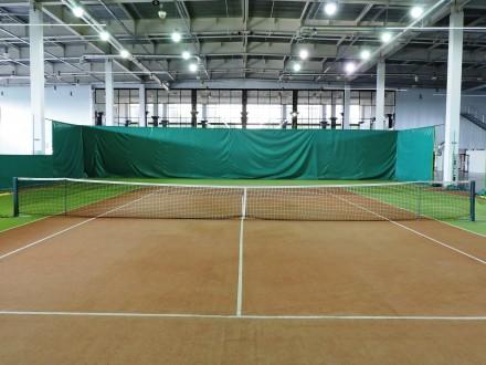 Теннисные корты - искусственная трава - идеальное покрытие для занятий теннисом . Запорожье, Запорожская область. фото 5