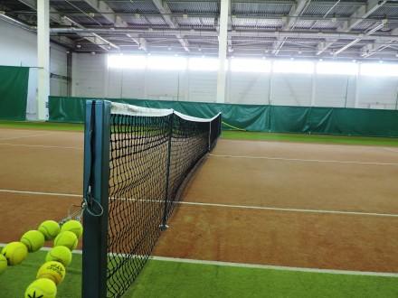 Теннисные корты - искусственная трава - идеальное покрытие для занятий теннисом . Запорожье, Запорожская область. фото 4