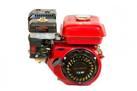 Двигатель бензиновый WEIMA BT170F-S2P Двигатель Weima ВТ170F-S есть конструктивн. Киев, Киевская область. фото 2