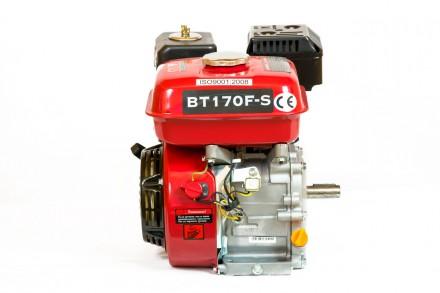 Двигатель бензиновый WEIMA BT170F-S2P Двигатель Weima ВТ170F-S есть конструктивн. Киев, Киевская область. фото 3