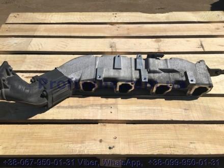 Коллектор впускной Renault Midlum DXI 5 Proftrans.com.ua новые и б/у запчасти к. Львов, Львовская область. фото 2