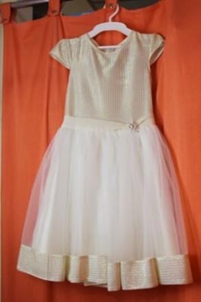 Нарядне плаття для дівчинки Тм Mavis 128-134-140. Винница. фото 1