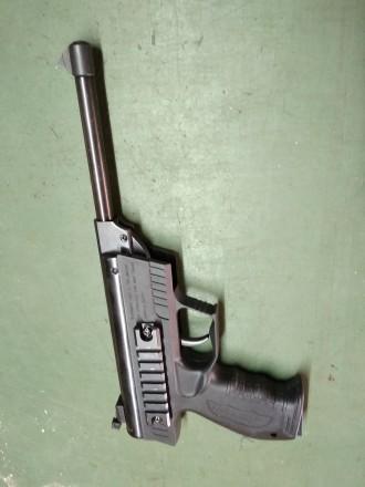 Пневматический пружинно поршневой пистолет Perfekta. Виноградів. фото 1